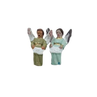 Angeli in terracotta 2 cm