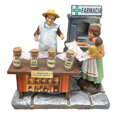 Antica Farmacia 10 cm