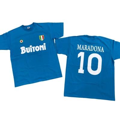 Maglia Buitoni Maradona Napoli TUTTE LE TAGLIE