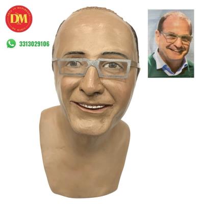 Testa il tuo volto da 40 cm