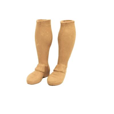 Piedi con scarpe per pastori da 25 cm
