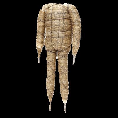 Corpo in stoppa per pastori da 25 cm