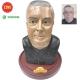 Busto personalizzato con il tuo volto da 30 cm