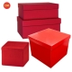 Corno pulcinella rosso opera in ceramica da tavolo 12 cm