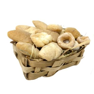 Cestino con pane per pastori da 12 a 20 cm