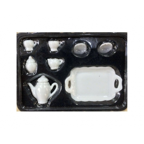 Servizio caffè in ceramica per pastori da 7 a 15 cm