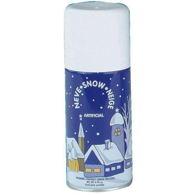 Bomboletta di neve Spray da 150 ml