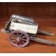 Carretto con legna per pastori da 10 cm