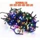 Luci LED multicolori per albero di Natale - Per uso interno ed esterno