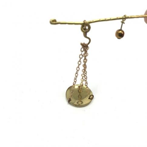 Bilancia in metallo per pastori da 10 e 12 cm