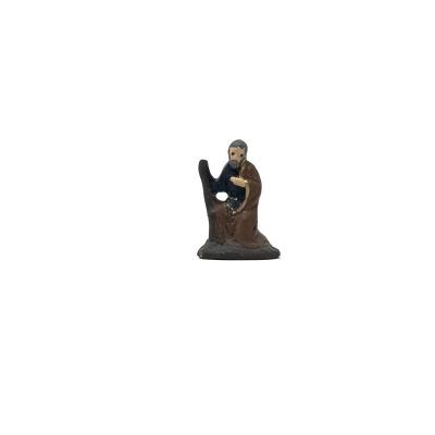 San Giuseppe in terracotta 2 cm