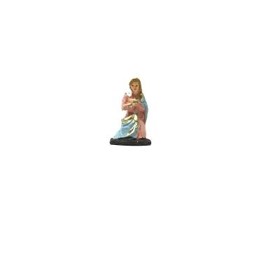 Madonna in terracotta 2 cm