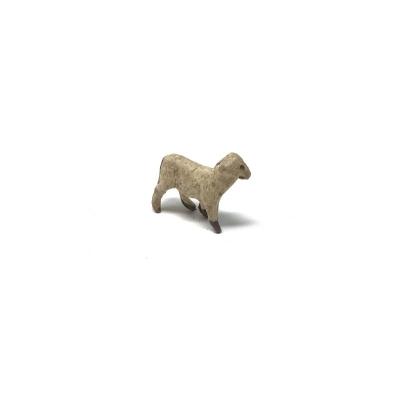 Pecora in terracotta 2-3 cm