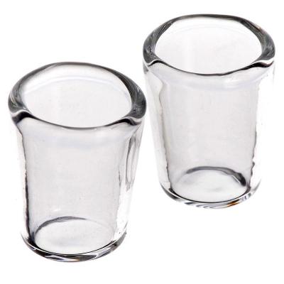 bicchiere in vetro per pastori da 20 a 30 cm