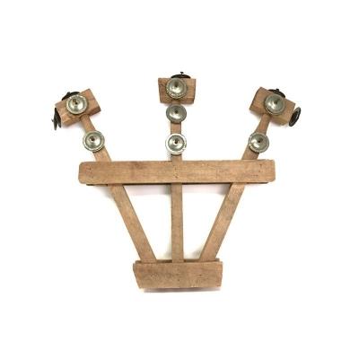 Triccheballacche in legno 25 cm