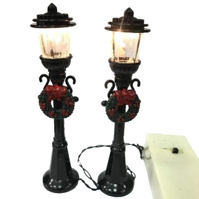 Lampioncini funzionanti a batteria 10 cm