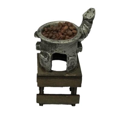 banchetto del castagnaro presepe napoletano