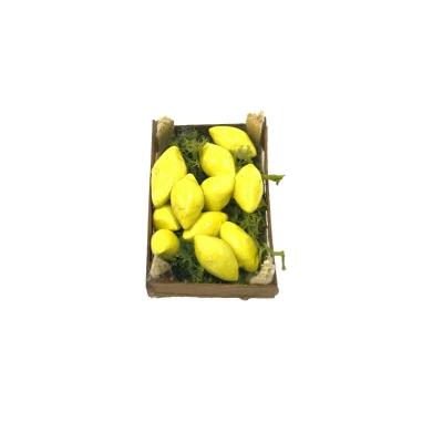 Cassetta di limoni per pastori da 7 e 10 cm