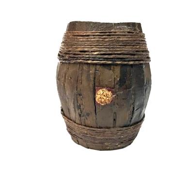 Barilotto in legno 8 cm