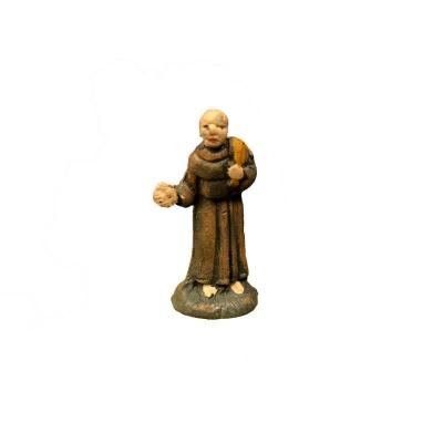 Frate in terracotta 2 cm