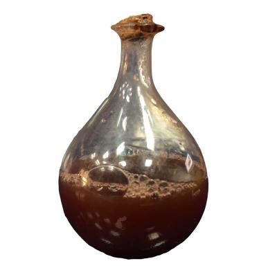 Damigiana in vetro con vino per pastori da 16 a 35 cm