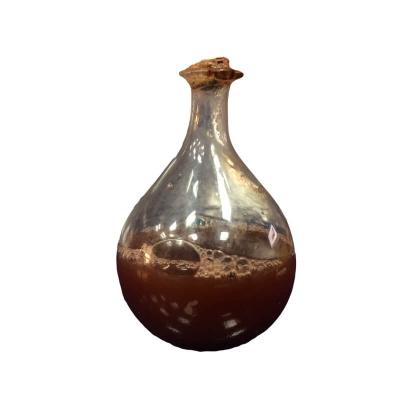 Damigiana in vetro con vino per pastori da 10 a 15 cm