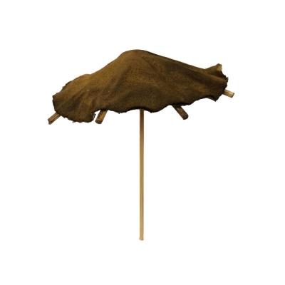 Ombrellino in stoffa artigianale