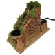 Cascata in terracotta 12 cm