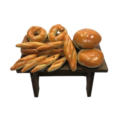 Banchetto panettiere per pastori da 7 a 10 cm
