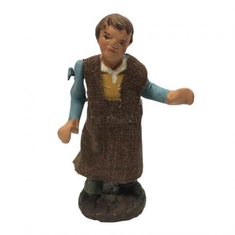 Uomo 8 cm con braccio in movimento