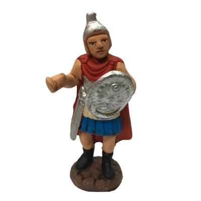 Soldato Romano in terracotta 7 cm