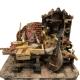 Antica bottega lavorazione strumenti in movimento 15 cm
