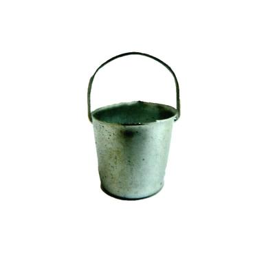 Secchio in metallo per pastori da 7 cm