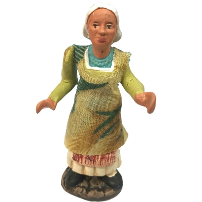Statuina Casara 10 cm con braccio e busto in movimento
