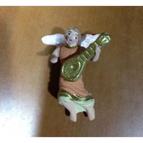 Angelo in terracotta 4 cm