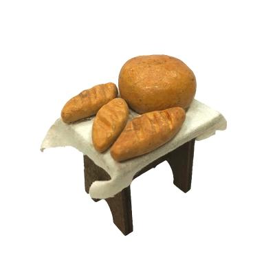 Banchetto panettiere per pastori da 7 cm