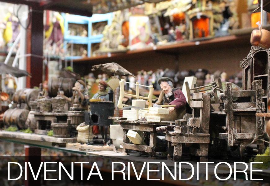 vendita ingrosso statuine presepio De Maria